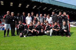 North West Youth Alliance Football League Winners